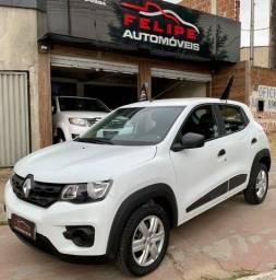 Título do anúncio: Renault Kwid Zen  1.0 MT