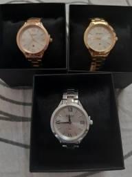 Relógio Feminino Curren Original