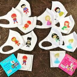 Máscara Personalizada Infantil