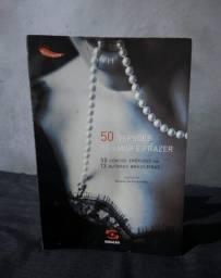 livro 50 versoes de amor e prazer