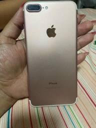 iPhone 7 Plus cor rose