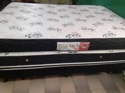 cama box mais colchão