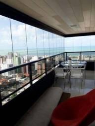 Apartamento de Luxo 04 suítes em Manaira