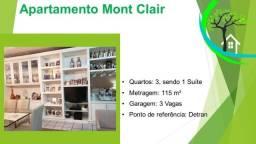 Título do anúncio: apartamento no condomínio mont clair