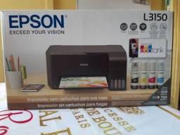 Vendo impressora Epson L3150