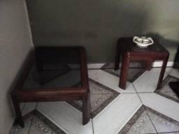 2 mesas( centro e canto) rudnick