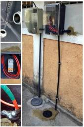 Eletricista Instalador.