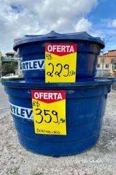 Título do anúncio: Caixa de Agua / Caixa Dagua Fortlev / Tanque- 500L e 1000L - PROMOÇÃO IMPERDÍVEL
