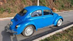 Fusca azul 1972
