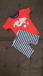 Pijama CARTER'S 4 anos infantil masculino menino