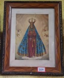 Título do anúncio: Antigo quadro de Nossa Senhora Aparecida