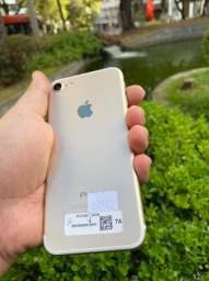 IPHONE 7 DOURADO - 32gb