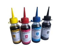 Tinta compatível para impressoras Epson para uso em eco tanque, bulk ink