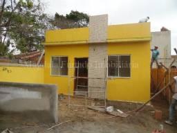 Cod: 2479 Casa nova em Unamar com 2 quartos perto de tudo.