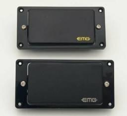 Captadores EMG linha de fabricação USA