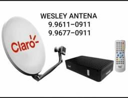 Wesley antena $100 (PONTO)
