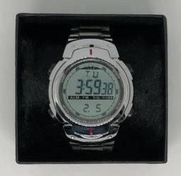 298d3b0e900 Relógio Atlantis Sports Digital Pulseira e Caixa Metálica Com Garantia  Produto Novo