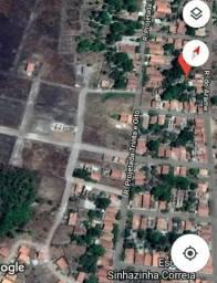 Vendo um terreno na cidade de barras-pi