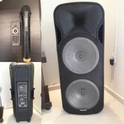 Caixa de som Amplificada Cm 3600 - Frahm