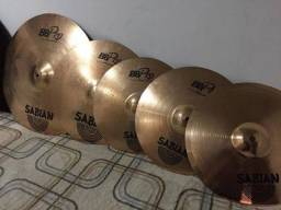 "Kit Sabian B8 Pro - HiHats 14"" Crash 14"" Crash 16"" Ride 20"" + Bag"