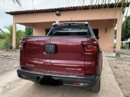FIAT TORO VOLCANO 4X4 2.0 16V AT9 Vermelho 2017/2018 - 2017