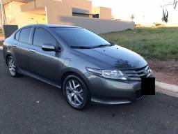 Honda city 1.5 flex manual - 2010