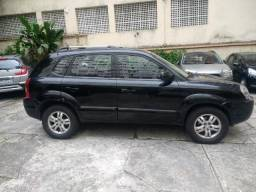 Vendo Tucson 2007 GLS Completo + Kit Multimídia - 2007