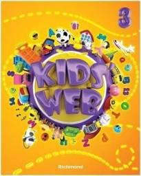 Kids´ Web 3 - Livro do Aluno - 1ª Ed. 2010