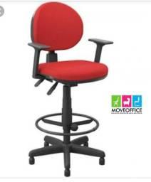 Cadeira Escritório Caixa Alta (Produto Novo)