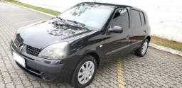 Clio Expression 1.6 2005 Flex Completo - 2005