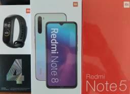 REDMI note 8 da Xiaomi.. novo lacrado com garantia e entrega.. Versão global