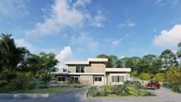 Casa Moderna de Alto Padrão de 390m² em terreno de 3450m² em Quatro Barras