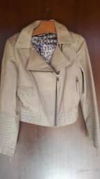 Jaqueta de couro legítimo, usado comprar usado  Londrina