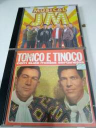 Desapego.: 10 CDs + 2 Box Zezé di Camargo e Luciano e Leonardo, usado comprar usado  Joinville