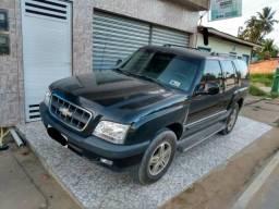 Blazer 2.8 Diesel venda R$ 40.000 troca R$ 43.000 - 2005