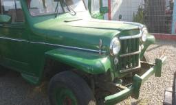 Vendo Rural willys American jeep