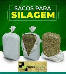 Saco para Silagem branco 51x101x200 micras