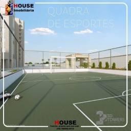 018- Apartamentos com 3 quartos, 3D towers