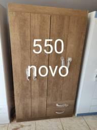 Guarda roupa de 4 portas novos