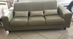 Sofá reclinável