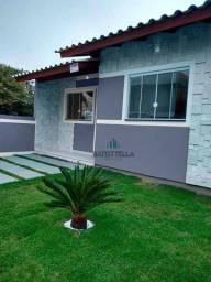 P.S CA0401- Ótima casa no norte da ilha, com 2 quartos, 2 vagas!!