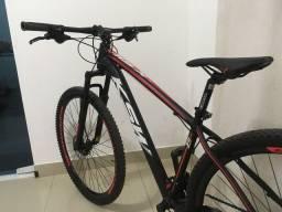 Bike aro 29 Ksw freio Hidraulico