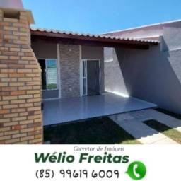 Casa com 3 Qts ( suite ) Bairro PEDRAS.