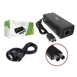 COD: 0455 Carregador Fonte Para Xbox 360 Bivolt Knup-w013(Entrega gratis)