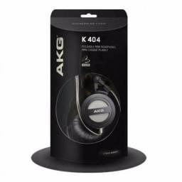 Fone de ouvido AKG K404 ( Novo Lacrado )