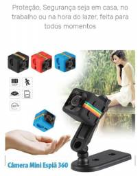 Mini Camera Espiã 7000