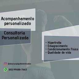 Aloysyo Pigatto:Treinador pessoal (personal trainner)