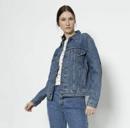 Jaqueta Jeans da Levi's Trucker Original G Oversized Unissex