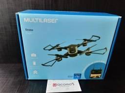 Drone Eagle ES256 Alcance de 80 Metros Preto - Multilaser