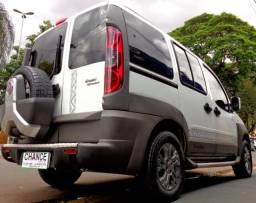 Doblo 2013 Adventure Xingu 1.8 Flex Troco Carro Moto Financio
